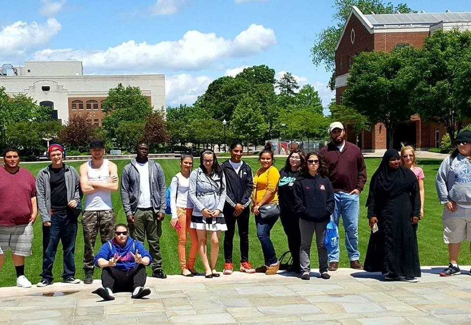 GED Students visit Bloomsburg